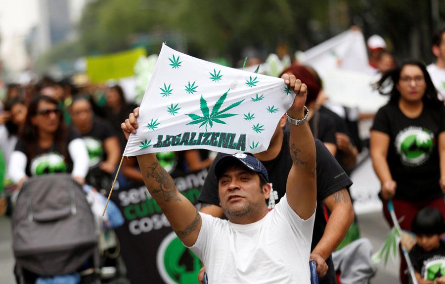 legalización de la marihuana en mexico
