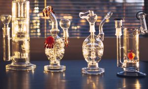 bubblers y bongs