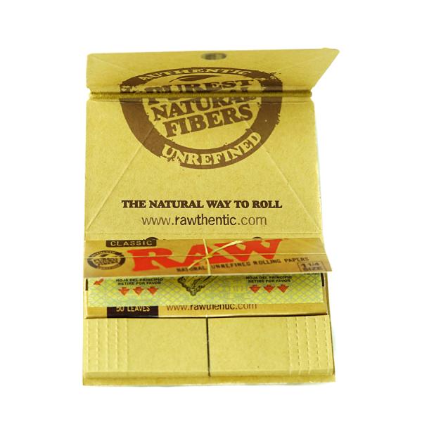 raw canas y filtro