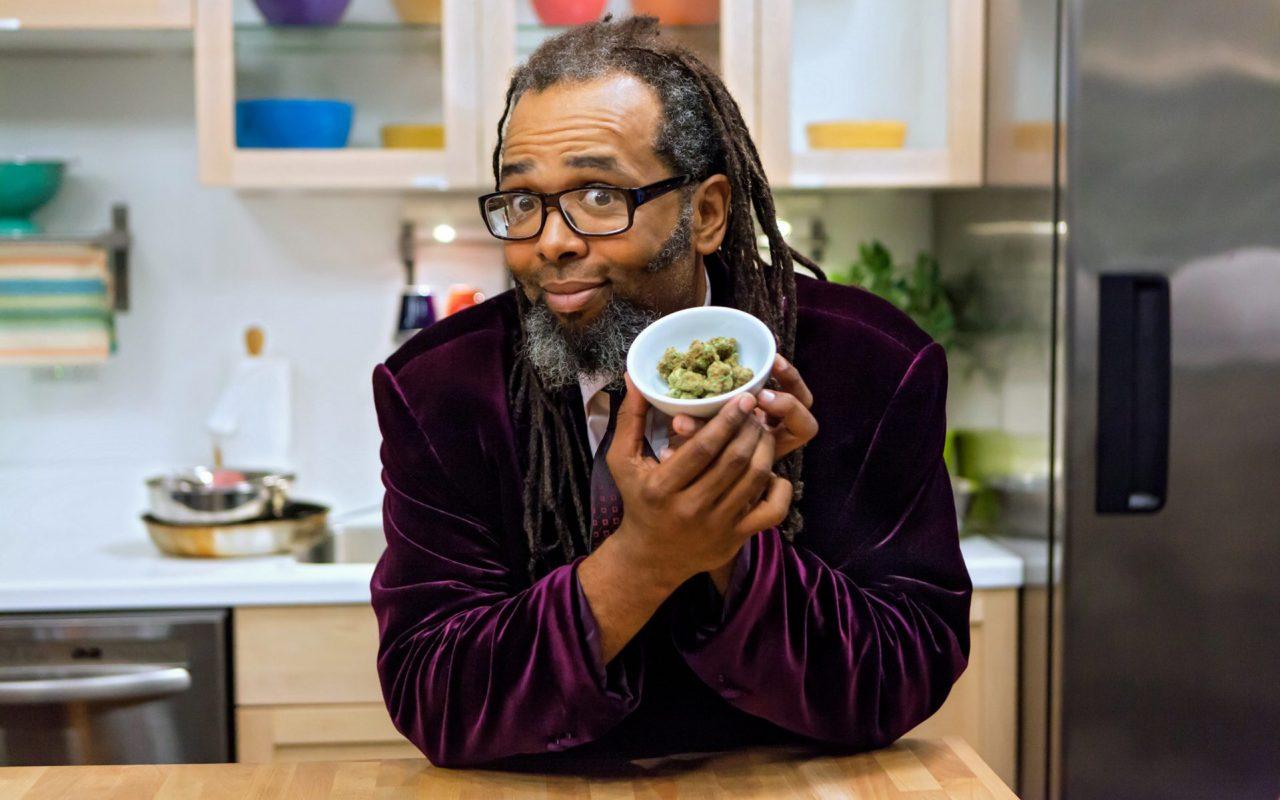 Coocked with cannabis - Cocina a las hierbas